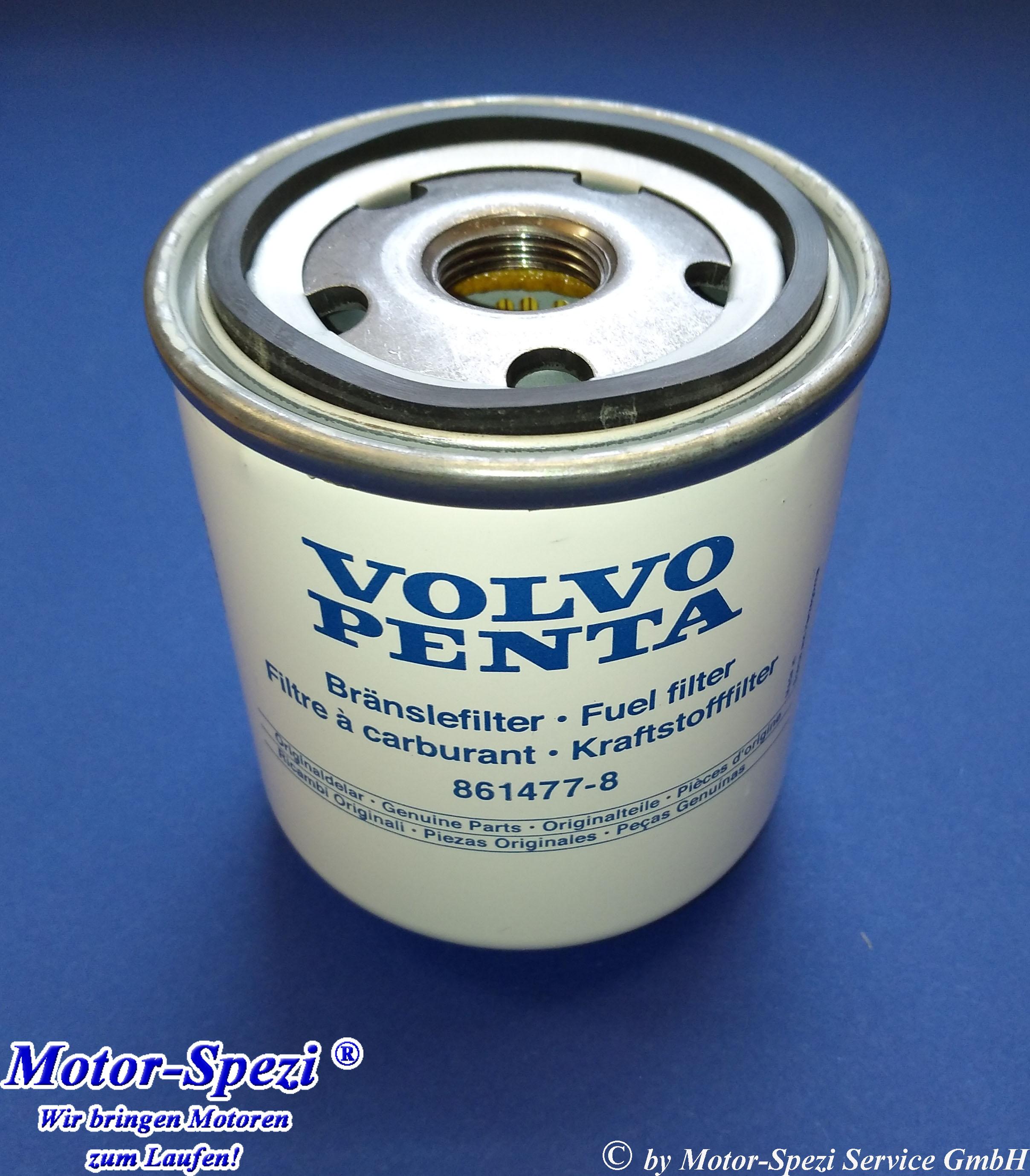 Motor Spezi Volvo Penta Kraftstofffilter Passt Fr D1 13 20 Boat Fuel Filter Location Und 30